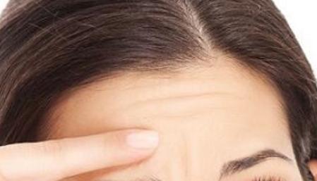 额头有皱纹怎么办